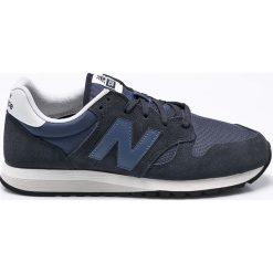 New Balance - Buty U520CK. Szare buty sportowe męskie New Balance, z materiału. W wyprzedaży za 269.90 zł.