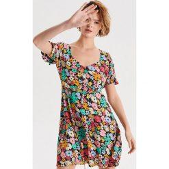 7b9606f965 Sukienki letnie w kwiaty długie - Sukienki damskie - Kolekcja wiosna ...