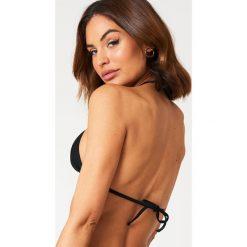 NA-KD Swimwear Góra od bikini Triangle - Black. Bikini damskie NA-KD Swimwear. Za 40.95 zł.