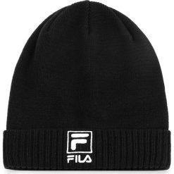 Czapka męska FILA - Slouchy F-Box Beanie 686013 Black 002. Czarne czapki i kapelusze męskie Fila. Za 109.00 zł.