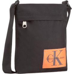 Saszetka CALVIN KLEIN JEANS - Sport Essential Flat K40K400099 001. Czarne saszetki męskie Calvin Klein Jeans, z jeansu, młodzieżowe. W wyprzedaży za 209.00 zł.