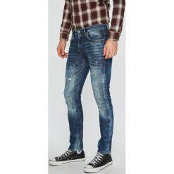 Guess Jeans - Jeansy Miami. Niebieskie jeansy męskie Guess Jeans. Za 459.90 zł.