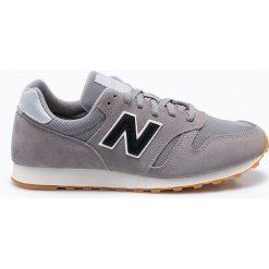 New Balance - Buty ML373GKG. Szare buty sportowe męskie New Balance, z materiału. W wyprzedaży za 239.90 zł.