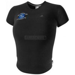 Adidas SK Team Top czarna (46) ( 7112-46 ). Czarne t-shirty i topy dla dziewczynek Adidas. Za 175.16 zł.