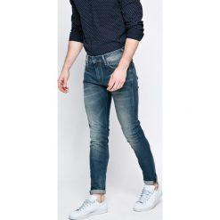 Pepe Jeans - Jeansy Stanley. Niebieskie jeansy męskie Pepe Jeans. W wyprzedaży za 279.90 zł.