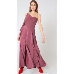 Keepsake Sukienka Be Mine - Pink,Purple. Sukienki damskie Keepsake, z kopertowym dekoltem. W wyprzedaży za 279.59 zł.