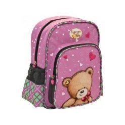 Eurocom Plecak dziecięcy Popcorn Bear 1  (284626). Torby i plecaki dziecięce marki Tuloko. Za 54.69 zł.