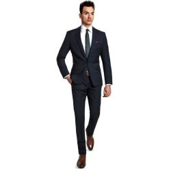 Garnitur MARCUS 1 GACE000005. Czarne garnitury męskie Giacomo Conti, z acetatu. Za 1,499.00 zł.
