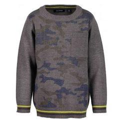 Blue Seven Sweter Chłopięcy, 92, Szary. Swetry dla chłopców marki Reserved. Za 69.00 zł.