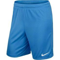 Nike Spodenki męskie Park knit short niebieskie r. L (19641). Spodnie sportowe męskie Nike. Za 51.77 zł.