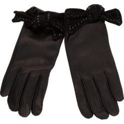 Rękawiczki Damskie TWINSET - Guanti OA8T5C  Nero 00006. Rękawiczki damskie marki B'TWIN. W wyprzedaży za 309.00 zł.