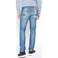 Levi's - Jeansy 511 Slim Fit. Brązowe jeansy męskie Levi's. W wyprzedaży za 269.90 zł.