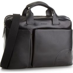Torba na laptopa STRELLSON - Jones 4010002358 Black 900. Czarne torby na laptopa damskie Strellson, ze skóry. W wyprzedaży za 699.00 zł.