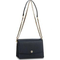 Torebka TORY BURCH - Robinson Convertible Shoulder Bag 46333 Royal Navy/Black. Niebieskie torebki do ręki damskie Tory Burch, ze skóry ekologicznej. W wyprzedaży za 869.00 zł.