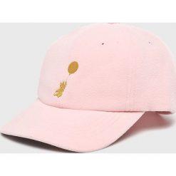Femi Stories - Czapka Base. Szare czapki i kapelusze damskie Femi Stories, z tkaniny. W wyprzedaży za 119.90 zł.