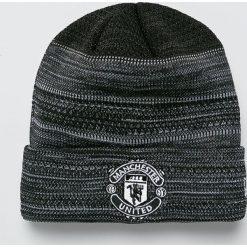 New Era - Czapka Manchester United. Czarne czapki i kapelusze męskie New Era. W wyprzedaży za 119.90 zł.