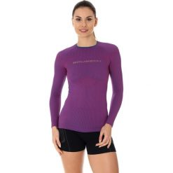 Brubeck Koszulka damska 3D Run Pro purpurowa r. S (LS13140). T-shirty damskie Brubeck. Za 151.27 zł.