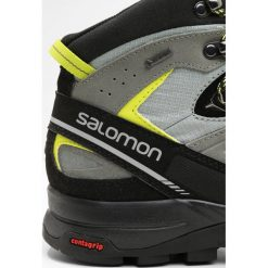 Salomon X ALP MID LTR GTX Obuwie górskie shadow/castor gray/lime punch. Buty sportowe męskie Salomon, z materiału, outdoorowe. Za 789.00 zł.