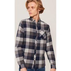 Koszula w kratkę - Wielobarwn. Koszule męskie marki House. W wyprzedaży za 49.99 zł.