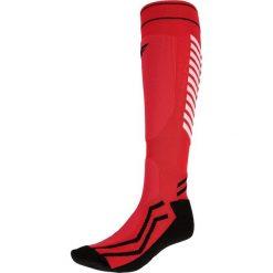 Skarpetki narciarskie męskie SOMN350 - czerwony. Czarne skarpety męskie marki Giacomo Conti, z bawełny. Za 49.99 zł.