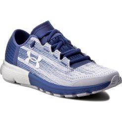 Buty UNDER ARMOUR - Ua W Speedform Velociti 1285496-500 Lic/Spl/Wht. Fioletowe obuwie sportowe damskie Under Armour, z gumy. W wyprzedaży za 309.00 zł.