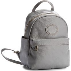 Plecak CREOLE - K10393 Szary. Szare plecaki damskie Creole, ze skóry. Za 229.00 zł.