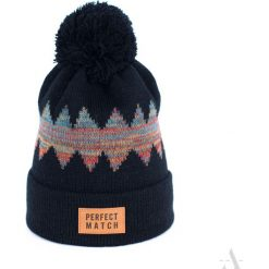 Art of Polo Czapka unisex Universal winter czarna. Czapki i kapelusze męskie Art of Polo. Za 28.76 zł.