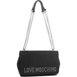 Torebka LOVE MOSCHINO - JC4064PP16LS000B  Nero. Czarne torebki do ręki damskie Love Moschino, ze skóry ekologicznej. W wyprzedaży za 589.00 zł.
