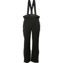 Spodnie narciarskie w kolorze czarnym. Spodnie snowboardowe męskie marki WED'ZE. W wyprzedaży za 227.95 zł.