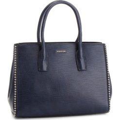 Torebka PUCCINI - BT28590 Granatowy 7A. Niebieskie torebki do ręki damskie Puccini, ze skóry ekologicznej. W wyprzedaży za 195.00 zł.