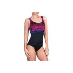 Strój jednoczęściowy pływacki Loran Kal damski. Czarne kostiumy jednoczęściowe damskie NABAIJI. Za 59.99 zł.