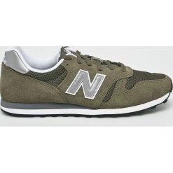 New Balance - Buty. Szare buty sportowe męskie New Balance, z gumy. W wyprzedaży za 259.90 zł.