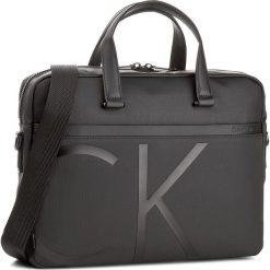 Torba na laptopa CALVIN KLEIN BLACK LABEL - Raised Logo Laptop B K50K503524 001. Torby na laptopa damskie marki Piquadro. W wyprzedaży za 449.00 zł.