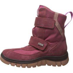 """Kozaki zimowe """"Ceri"""" w kolorze jagodowym. Buty zimowe dziewczęce Zimowe obuwie dla dzieci. W wyprzedaży za 215.95 zł."""