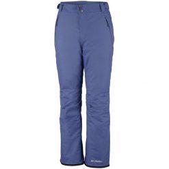Columbia Spodnie Narciarskie Męskie Ride On Pant Dark Mountain M. Spodnie snowboardowe męskie marki bonprix. Za 409.00 zł.