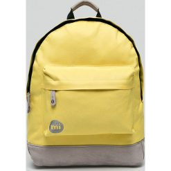 Mi-Pac - Plecak. Brązowe plecaki damskie Mi-Pac, z poliesteru. Za 149.90 zł.