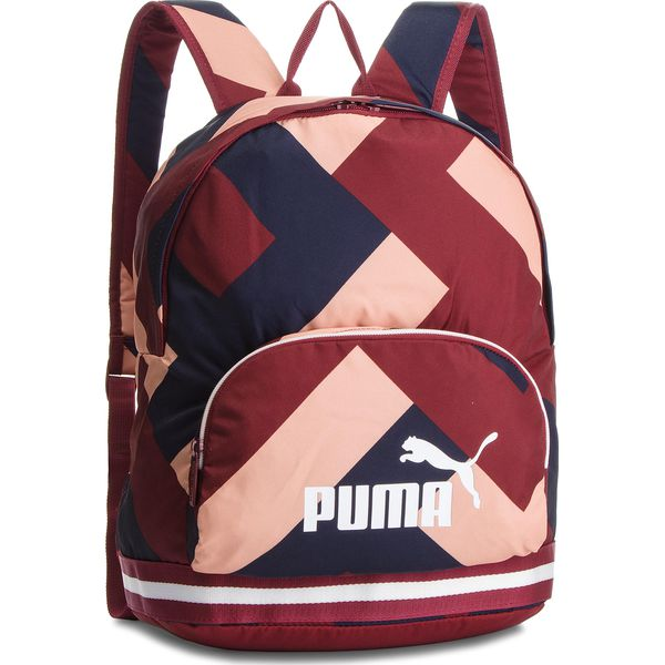 7f7e432b7bdd9 Plecak PUMA - Wmn Core Backpak 075396 03 Pomegranate Graphic ...