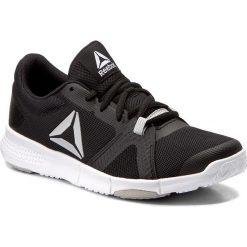 Buty Reebok - Flexlite BS5288 Black/Grey/White. Czarne obuwie sportowe damskie Reebok, z materiału. W wyprzedaży za 209.00 zł.