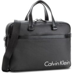 Torba na laptopa CALVIN KLEIN BLACK LABEL - Quad Stitch Laptop B K50K503503  001. Torby na laptopa męskie Calvin Klein Black Label. W wyprzedaży za 519.00 zł.