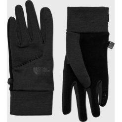 The North Face - Rękawiczki. Czarne rękawiczki męskie The North Face, z dzianiny. W wyprzedaży za 119.90 zł.