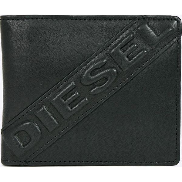 2d4add8af1586 Diesel - Portfel skórzany - Portfele męskie marki Diesel