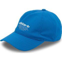 Czapka z daszkiem adidas - Nmd Cap DH3249 Lusblu. Niebieskie czapki i kapelusze męskie Adidas, z elastanu. Za 99.95 zł.