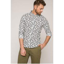 Only & Sons - Koszula Torres. Szare koszule męskie Only & Sons, z bawełny, button down, z długim rękawem. W wyprzedaży za 59.90 zł.