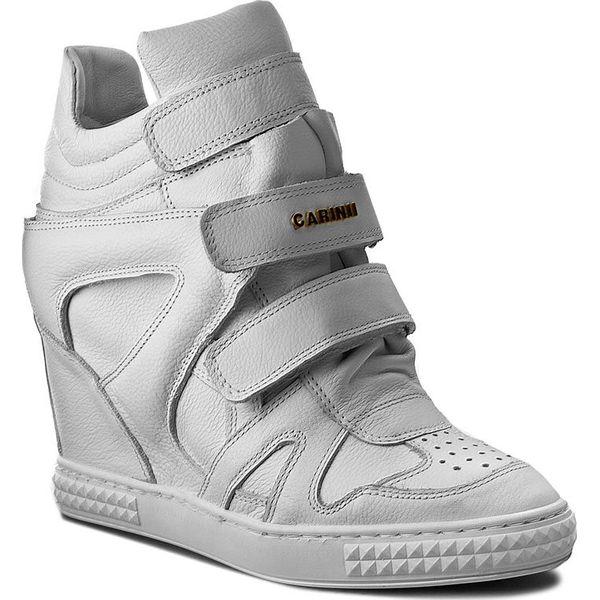 41ef6bf0 Sneakersy CARINII - B3953 I81-000-000-B88 - Półbuty damskie marki ...