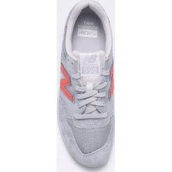 New Balance - Buty MRL996RE. Szare buty sportowe męskie New Balance. W wyprzedaży za 359.90 zł.