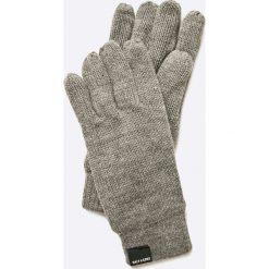 Only & Sons - Rękawiczki. Szare rękawiczki męskie Only & Sons, z dzianiny. W wyprzedaży za 49.90 zł.