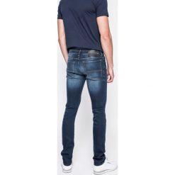 Trussardi Jeans - Jeansy. Niebieskie jeansy męskie TRUSSARDI JEANS. W wyprzedaży za 399.90 zł.