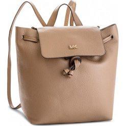 Plecak MICHAEL MICHAEL KORS - Junie 30T8TX5B2L Truffle. Brązowe plecaki damskie MICHAEL Michael Kors, ze skóry. W wyprzedaży za 899.00 zł.