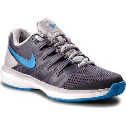 Buty NIKE - Air Zoom Prestige Hc AA8020 040 Gridiron/Photo Blue. Niebieskie buty sportowe męskie Nike, z materiału. W wyprzedaży za 309.00 zł.