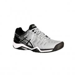 Buty tenisowe Asics Gel-Resolution 7 męskie. Szare buty sportowe męskie Asics. W wyprzedaży za 349.99 zł.